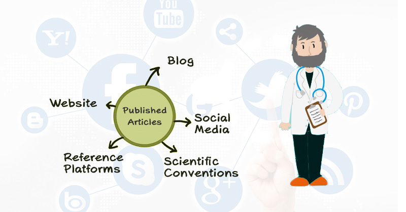 Tips and ways to promote your published research articles